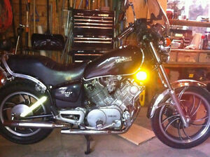 1982 Yamaha Virago 750 - Very well maintained