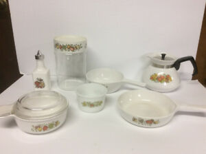 Pyrex Spice of Life Collection