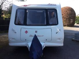 2008 Buccaneer Argosy 4 Berth with Awnings