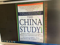 WANTED- Book entitled: THE CHINA Study