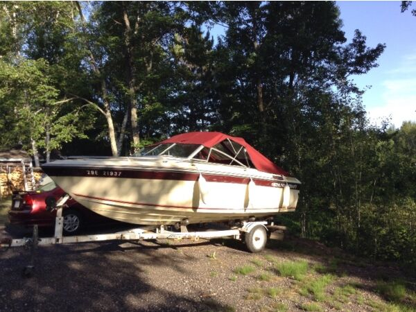 Used 1988 Thunder Craft Boats Sunbird