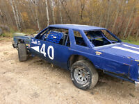 STREET STOCK DIRT TRACK CAR