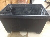 Holding tank koi,pond fish / storage box