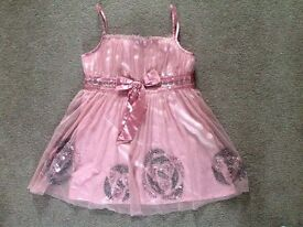 Pretty pink tunic age 10 years from Next