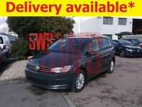 2018 Volkswagen Touran 1.6 TDi SE Family 116PS DAMAGED ON DELIVERY