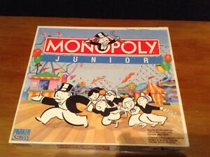 jeu Monopoly junior Québec City Québec image 4
