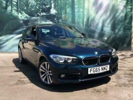 image for 2015 BMW 1 Series 1.5 118I SPORT 5d 134 BHP Hatchback Petrol Manual