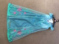 NEW with tags Elsa frozen fever dress age 7-8