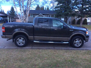 2006 Ford F-150 Pickup Truck Prince George British Columbia image 1