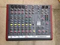 Allen & Heath PA Mixer ZED - 10FX