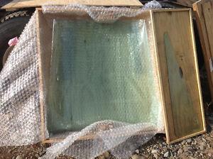 Komatsu loader glass package