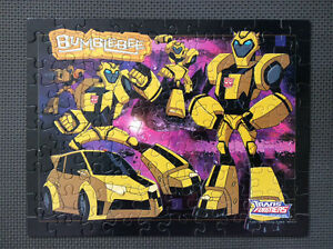 Transformers - Bumblebee Puzzle