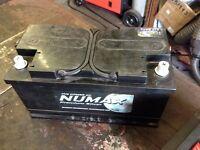 Car battery 88 amp vito