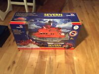 Severn remote controlled life boat