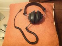 NEW STEREO HEAD PHONES! Never been used