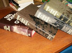 Livres sur la 2e guerre mondiale + livres divers