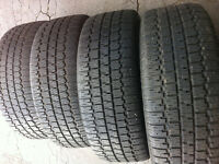 Subaru Forestar Winter Tires With Steel Rims