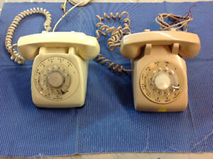 Rotory Dial Telephones