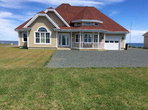 Beautiful Waterfront Home on the Acadian Shore near Bathurst NB