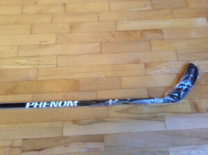 Composite 1-piece Hockey Stick - PHENOM - Brand new!