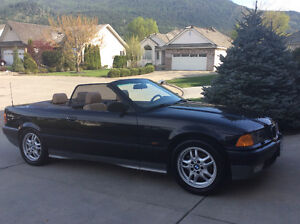 1996 BMW Convertible
