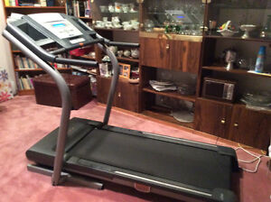 NordicTrack Treadmill. Excellent condition. Rarely used.