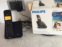 Philips cordless digital phone