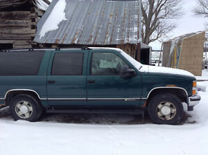 1996 Chevrolet Suburban Other