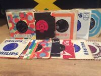 25 60's pop,beat records great for starting collection, parties etc many in original sleeves