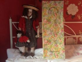 Knightsbridge heirloom collection limited edition porcelain dolls