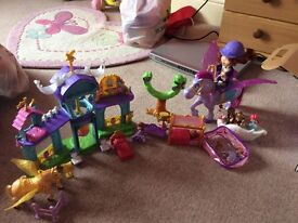 Sofia the first playsets