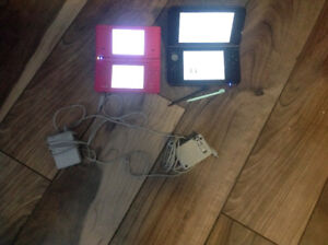 Nintendo DS and 3D XL ,plus 7 games