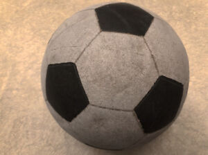 Game used vinyl rubber soccer balls from the 1970's - 1980's