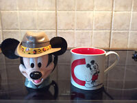 Tasse Mickey  Mouse DISNEY   collectionneur