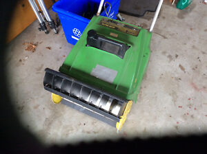 """John Deere snow blower  20"""" single stage  102 cc two cycle engin"""
