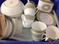 Royal Grafton table ware