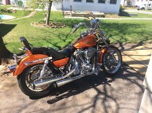 Harley Davidson model FXRDG Edition Speciale