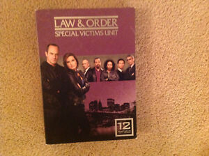 Law and Order Special Victims Season 12