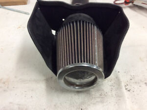 K and N Intake Air Box