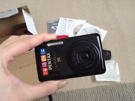 Pentax optio s1 camera