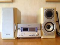 Panasonic MD Stereo system SC-PM65MD