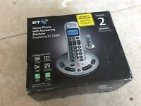 BT freelance cordless phones