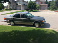 300E MERCEDES BENZ FOR SALE (certified)