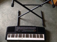 CASIO CT-636 KEYBOARD...and STAND