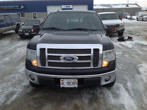 2010 Ford F-150 LARIAT Pickup Truck supercrew 4x4 5.4l newly reb