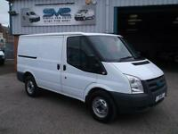 2008 08 FORD TRANSIT 2.4 TDCI RWD 330 SWB 140BHP WITH TWIN SIDE DOORS RARE VAN !