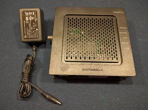 Motorola SB6120 Surfboard Docsis 3.0 Cable Modem Excellent cond.