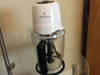 New Wolfgang Puck 400 Watt 50oz. Blender/Chopper