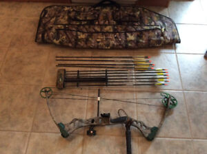 Selling Bear Element Compound bow