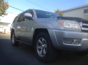 2004 TOYOTA 4RUNNER SPORT THE BEAST NOW 4900 TRADES